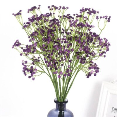 Artificial Flowers for Home Decor