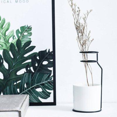 Ceramic Minimalistic Vase