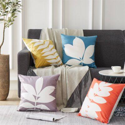 Geometric Nordic Pillowcase