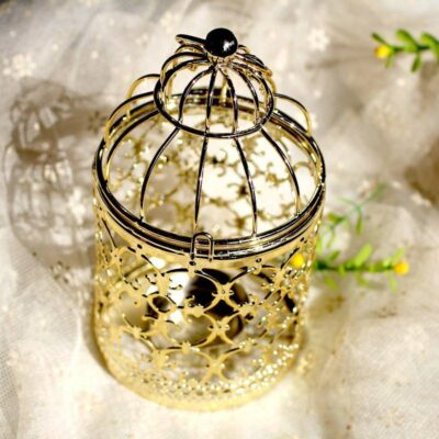 Metal Candle Holder Latern