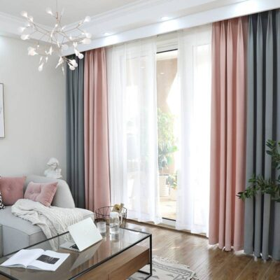 Modern Nordic Curtains