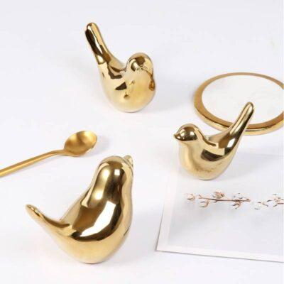 Nordic Bird Ornaments