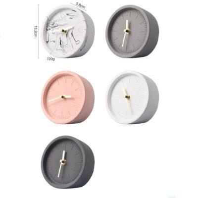 Nordic Desk Clock