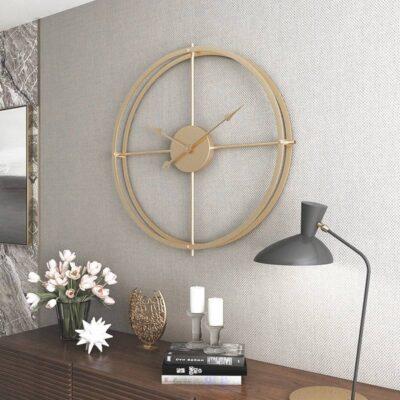 Nordic Luxurious Wall Clock
