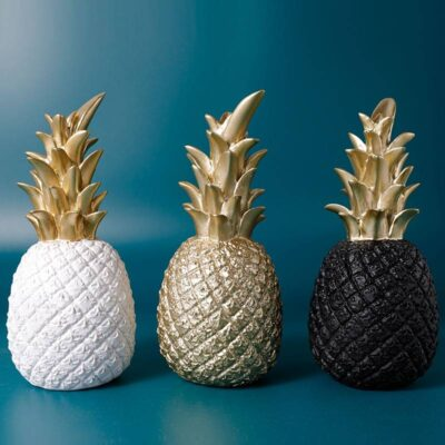 Nordic Resin Pineapple Decoration