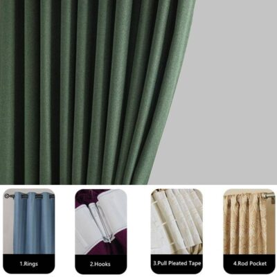 Pure Nordic Curtain