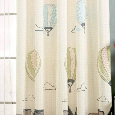 Stylish Kids Room Curtain