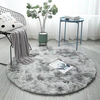 Round Nordic Carpet