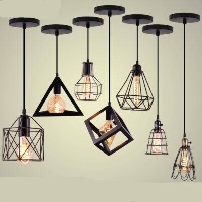Nordic Minimalistic Loft Lamps